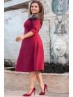 Женское платье с кружевами Исабель